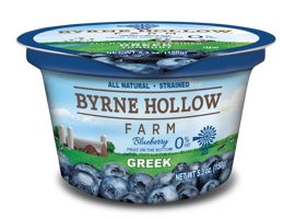 Byrne Hollow Greek Yoghurt